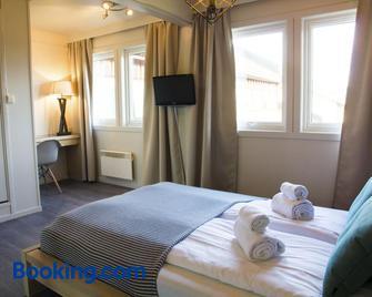 Lillehammer Turistsenter Budget Hotel - Lillehammer - Bedroom