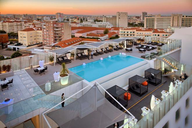 Epic Sana Lisboa Hotel - Lissabon - Uima-allas