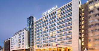 Epic Sana Lisboa Hotel - Lisbon - Building