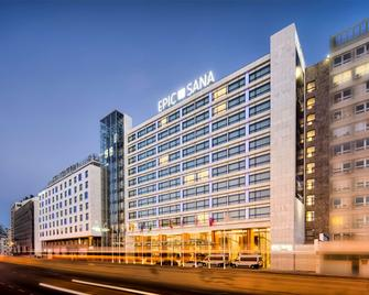 Epic Sana Lisboa Hotel - Lissabon - Bygning