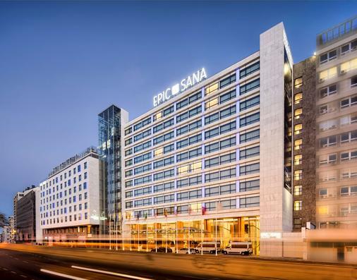 里斯本史詩薩納酒店 - 里斯本 - 里斯本 - 建築