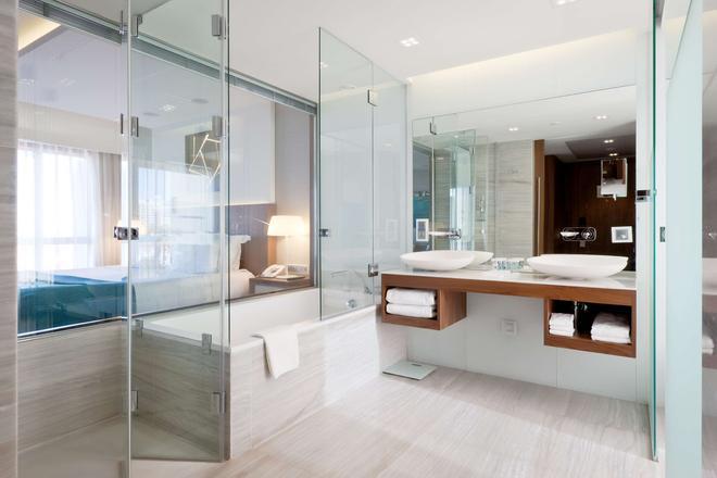 Epic Sana Lisboa Hotel - Lisbonne - Salle de bain