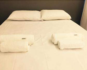 Flat Beach Class Boa Viagem Exclusive - Recife - Bedroom