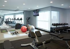 Dusitd2 Kenz Hotel Dubai - Dubai - Gym