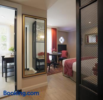 莎拉的酒店 - 曼谷 - 曼谷 - 臥室