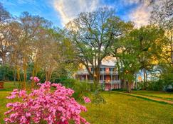 The Elms Bed and Breakfast - Natchez - Outdoor view