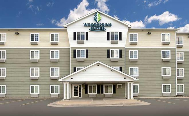 Woodspring Suites Council Bluffs - Council Bluffs - Rakennus