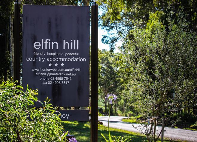 Elfin Hill Country Accommodation - Pokolbin - Vista del exterior