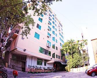 Britannia Hotel - Sylhet - Edificio