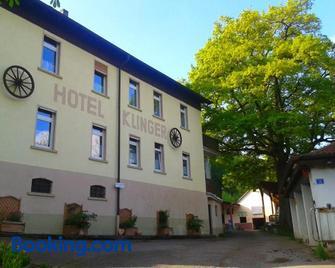 Hotel Klinger - Plettenberg - Building