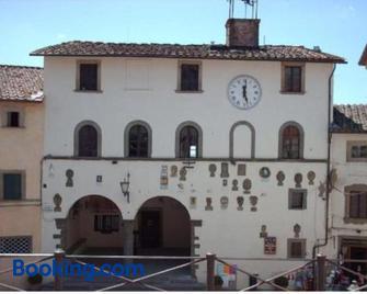 Appartamenti Camere di Baldini Romanita - Radda In Chianti - Building