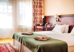 索爾姆貝斯特韋斯特酒店 - 維斯比 - 維斯比 - 臥室