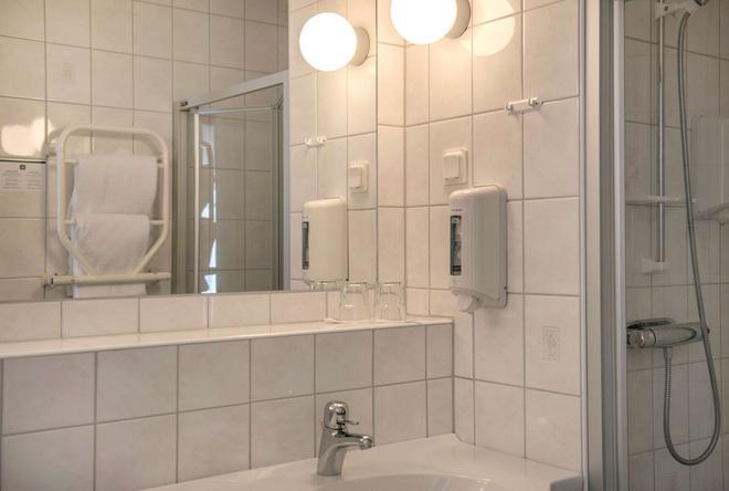 索爾姆貝斯特韋斯特酒店 - 維斯比 - 維斯比 - 浴室