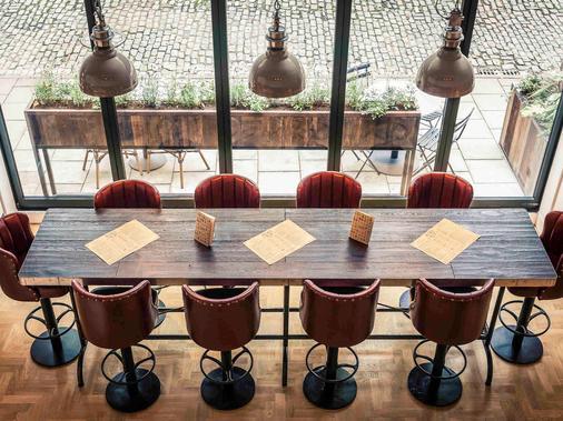 Mercure Bristol Brigstow Hotel - Bristol - Bar