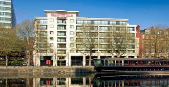 Mercure Bristol Brigstow Hotel - Bristol - Toà nhà
