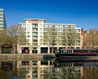 Mercure Bristol Brigstow Hotel - Bristol - Gebouw