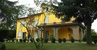 Forum Cassii - Vetralla - Edificio