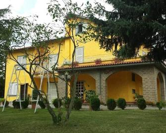 Forum Cassii - Vetralla - Building