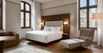 AC Hotel by Marriott Wroclaw - Wroclaw - Bedroom