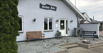 Jerlev Kro - Vejle - Rakennus