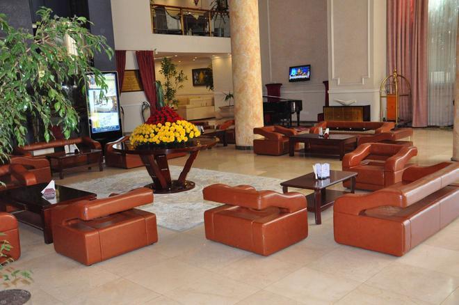 Elilly International Hotel - Addis Ababa - Lobby