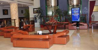 Elilly International Hotel - Αντίς Αμπέμπα - Σαλόνι ξενοδοχείου