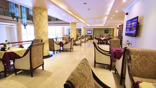 Elilly International Hotel - Addis Abeba - Ravintola