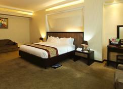 Elilly International Hotel - Addis Abeba - Quarto