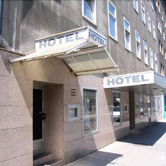 Hotel Cyrus - Βιέννη - Κτίριο