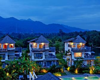 Aana Resort & Spa - Ko Chang - Rakennus