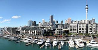 Sofitel Auckland Viaduct Harbour - Auckland - Outdoors view