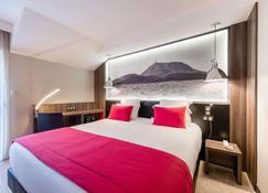 Quality Hotel Clermont Kennedy - Clermont-Ferrand - Schlafzimmer