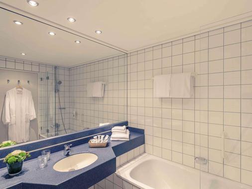 Mercure Hotel Trier Porta Nigra - Trier - Phòng tắm