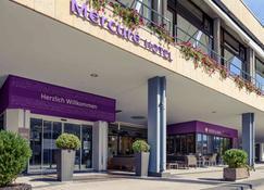 Mercure Hotel Trier Porta Nigra - Tréveris - Edifício