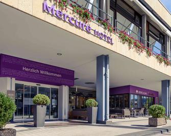 Mercure Hotel Trier Porta Nigra - Trier - Gebouw