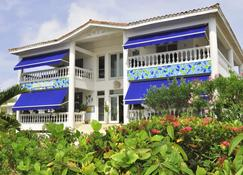 Hosteria Mar y Sol - San Andrés - Rakennus