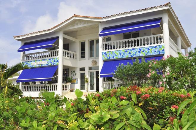 Hosteria Mar y Sol - San Andrés - Edificio