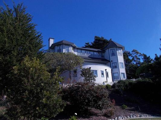 Bay Hill Mansion B And B - Bodega Bay - Edificio
