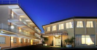 Hotel Cristoforo Colombo - Roma - Edificio