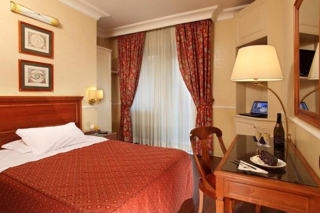 Hotel Cristoforo Colombo - Ρώμη - Κρεβατοκάμαρα