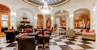 M Social Hotel Paris Opera - Paris - Lounge