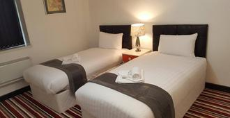 The Fallowfield Lodge - Manchester - Schlafzimmer