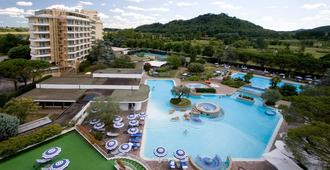 Hotel Splendid - Padua - Bể bơi