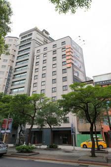 Orange Hotel-Ximen, Taipei - Taipei - Rakennus