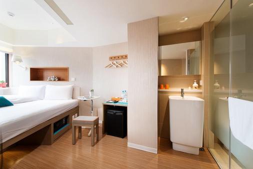 Orange Hotel-Ximen, Taipei - Taipei (Đài Bắc) - Phòng ngủ