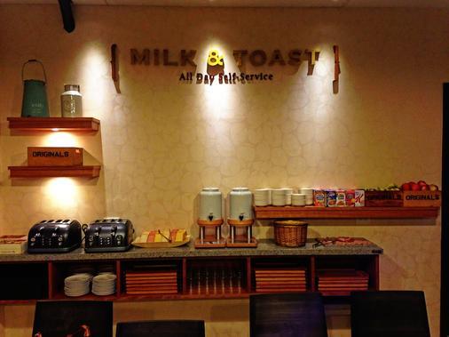 Orange Hotel-Ximen, Taipei - Taipei (Đài Bắc) - Buffet