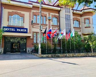 Pamir Hotel - Taškent - Building