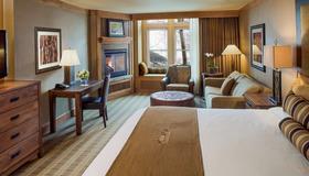 Wyoming Inn of Jackson Hole - Jackson - Bedroom