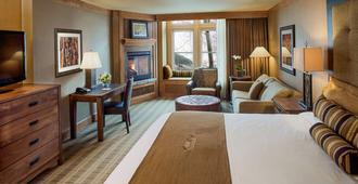 The Wyoming Inn Of Jackson Hole - Jackson - Bedroom