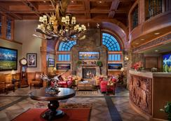 The Wyoming Inn Of Jackson Hole - Jackson - Aula